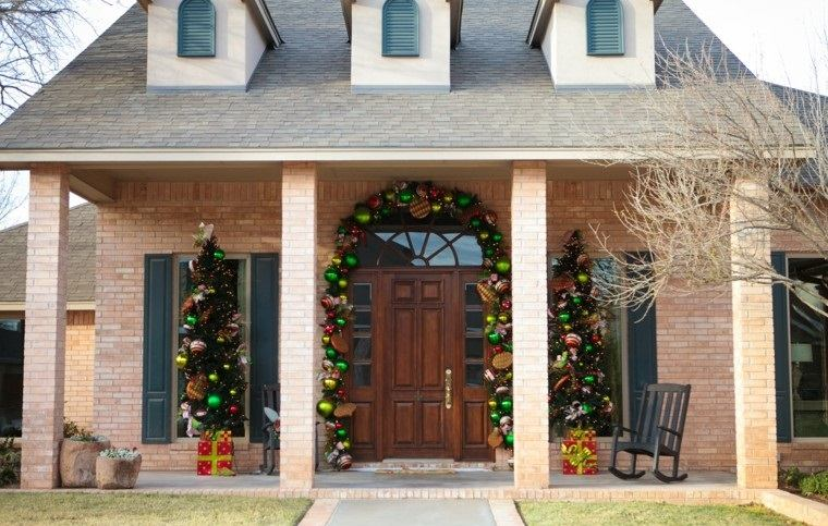 espíritu navideño para ddecorar exterior