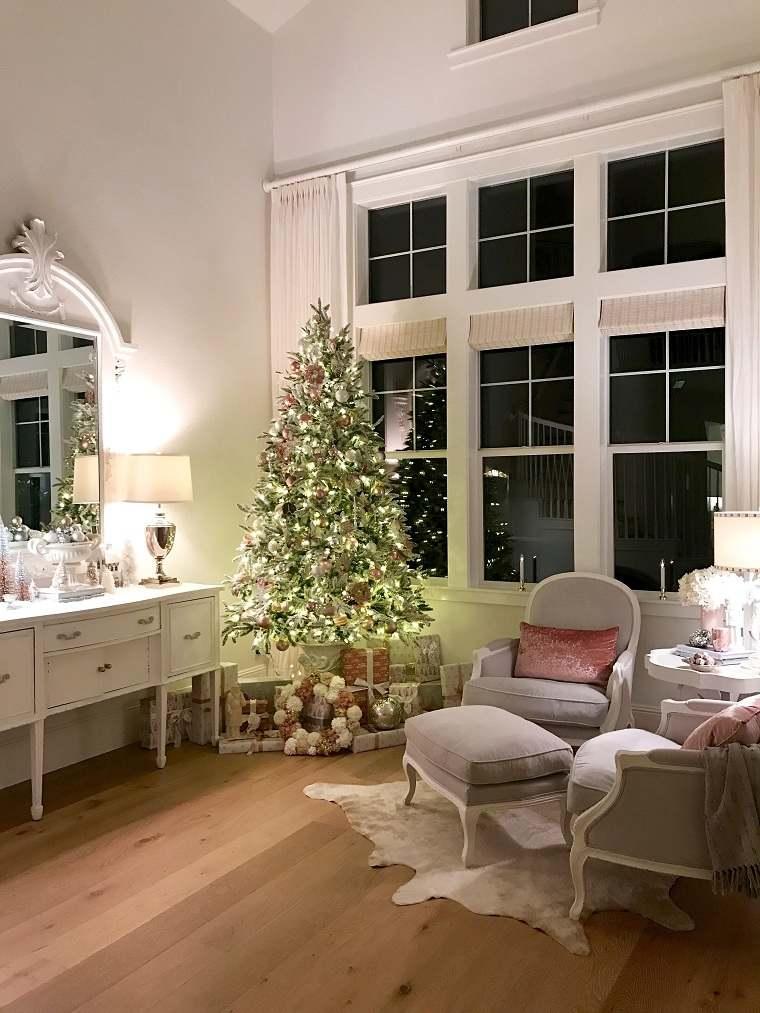 estilo-navidad-arbol-luces