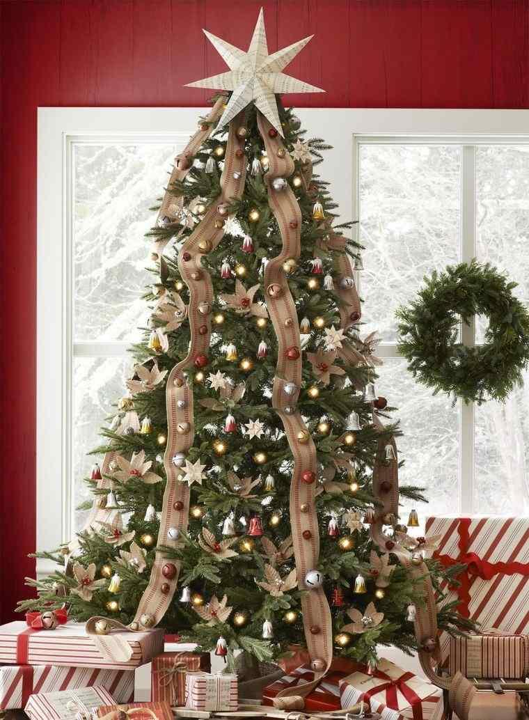 ideas para decorar arbol cinta casacabeles