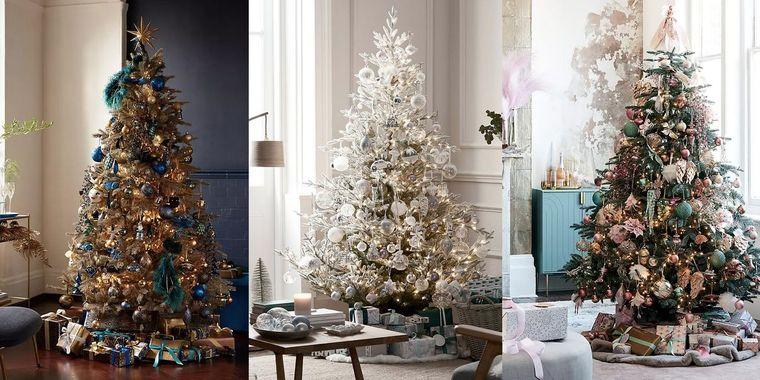 ideas para decorar arbol para navidad