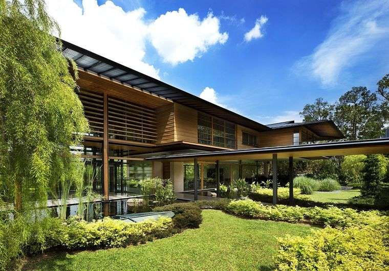 los jardines casa tembusu singapur