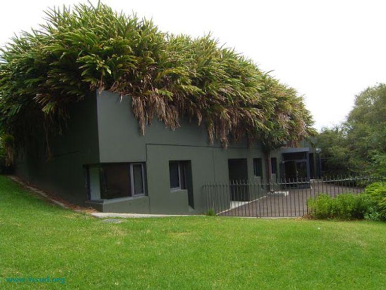 los jardines en techos ventajas