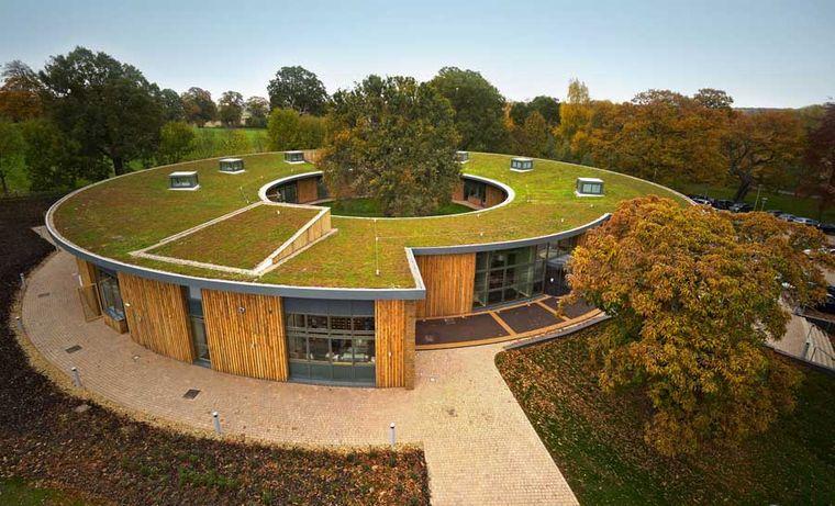 los jardines mejoran los espacio