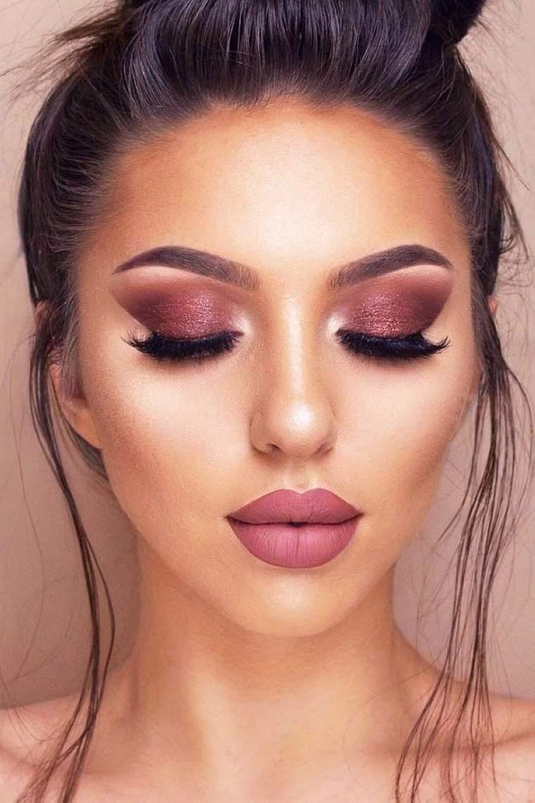 maquillaje nochevieja 2020 estilo-fiesta-ideas