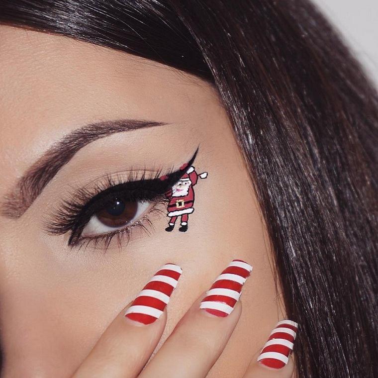 maquillaje-de-nochevieja-2020-navidad-estilo