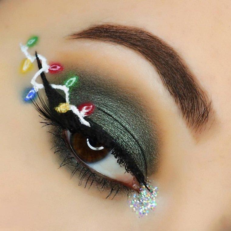 maquillaje-ideas-color-verde-estilo