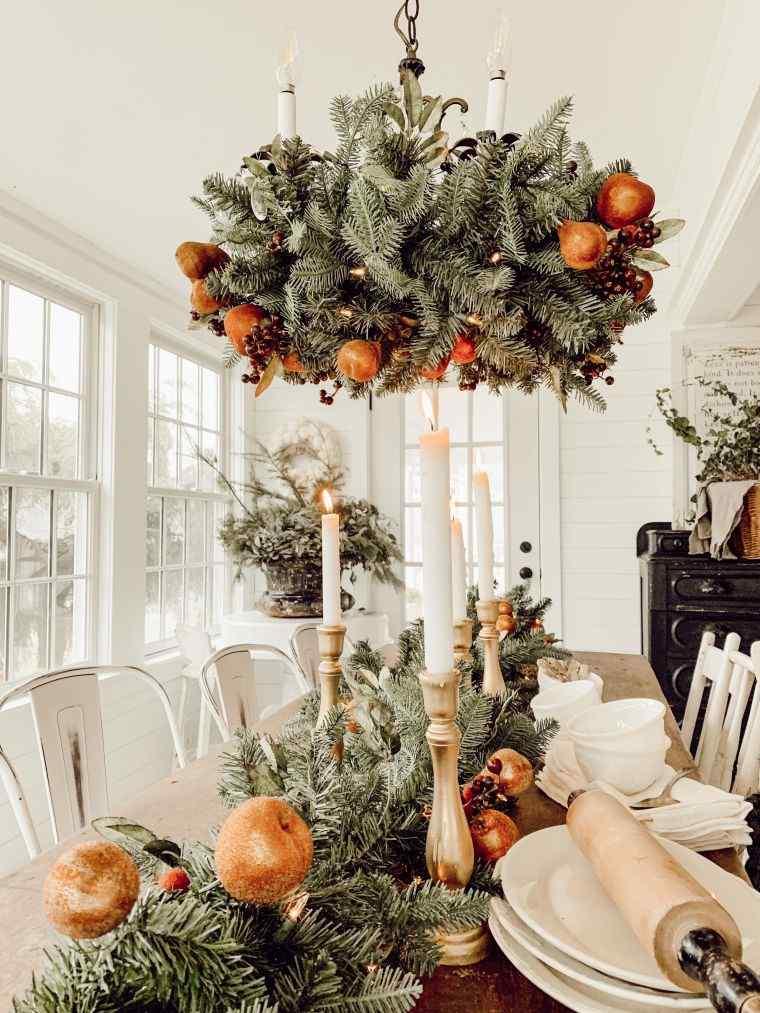 mesa-navidad-decorada