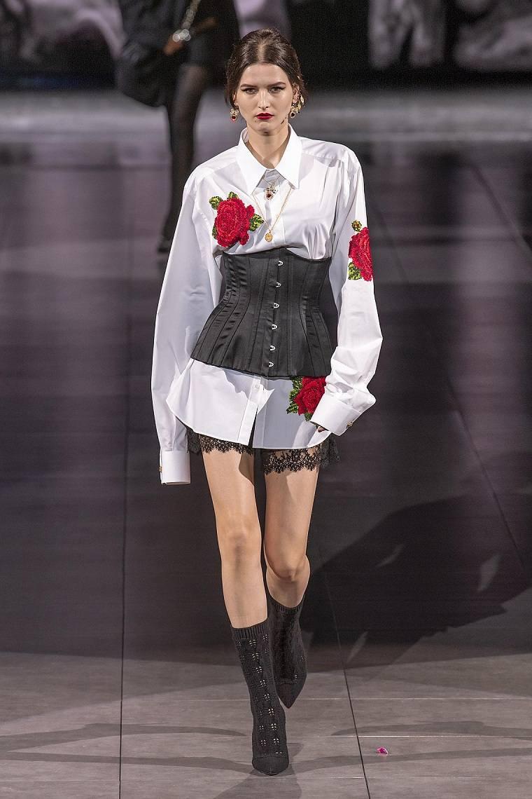motivos-florales-vestido-Dolce&Gabbana