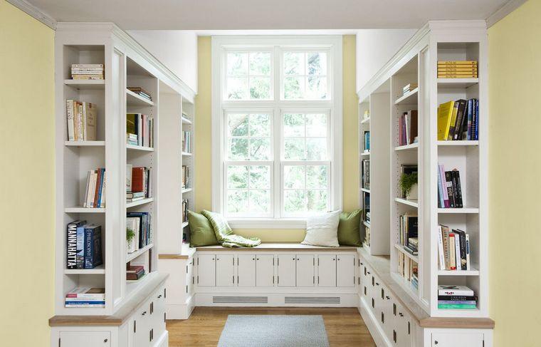 Muebles empotrados – Interesantes ideas para el almacenamiento
