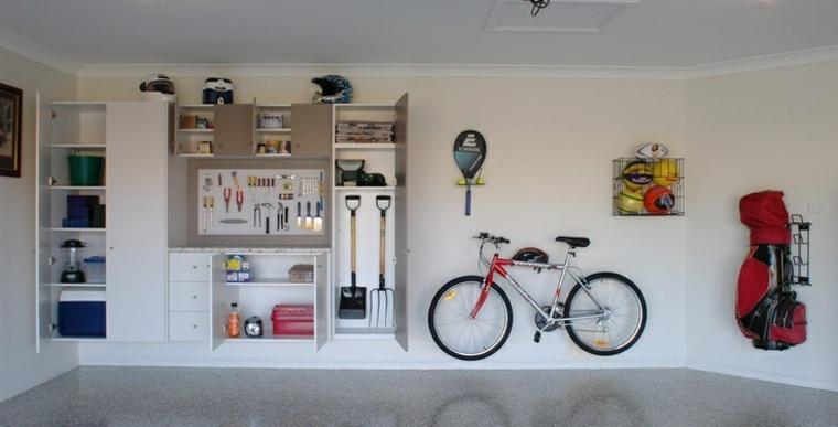 organizar garaje consejos