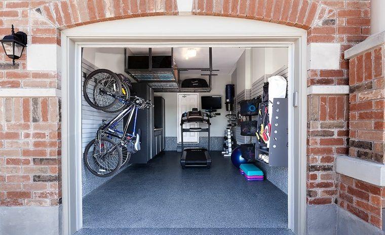 organizar garaje espacio limitado