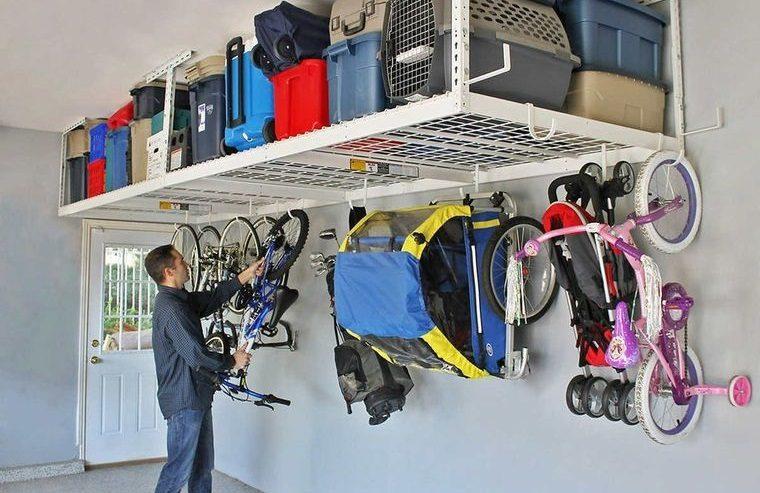 organizar garaje ideas practicas