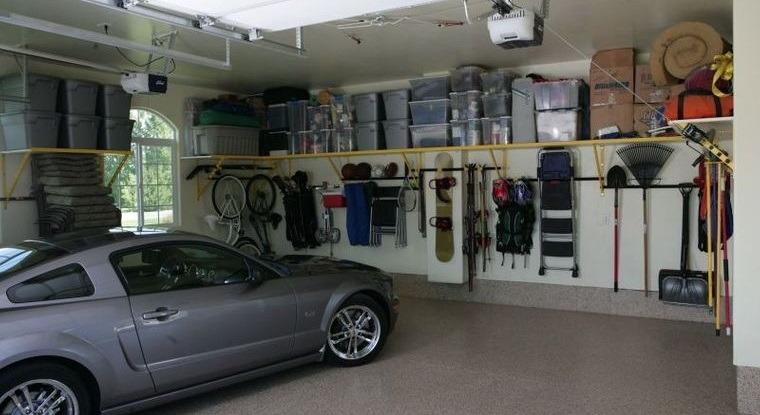 organizar garaje ideas