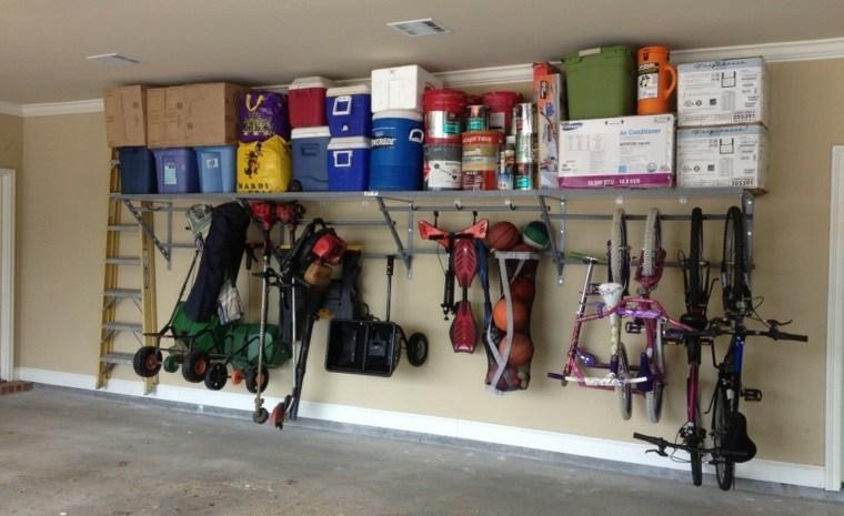 organizar garaje maximizar espacio