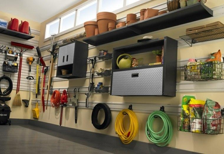 organizar garaje practico