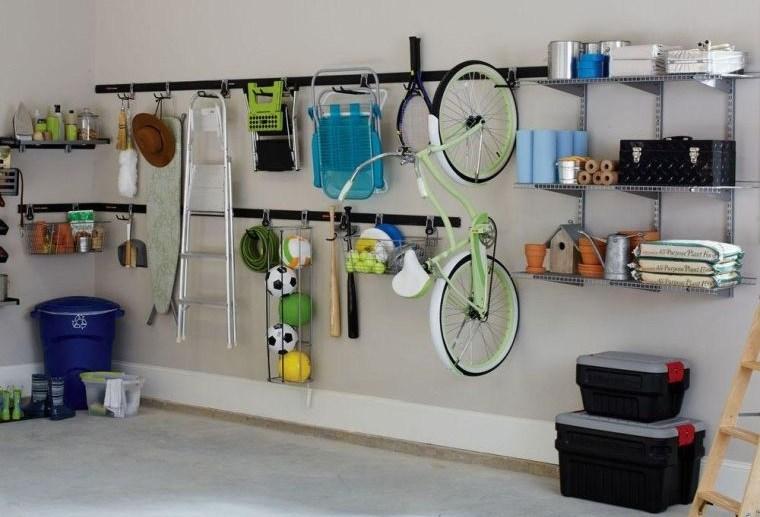 organizar garaje sistemas de almacenamiento