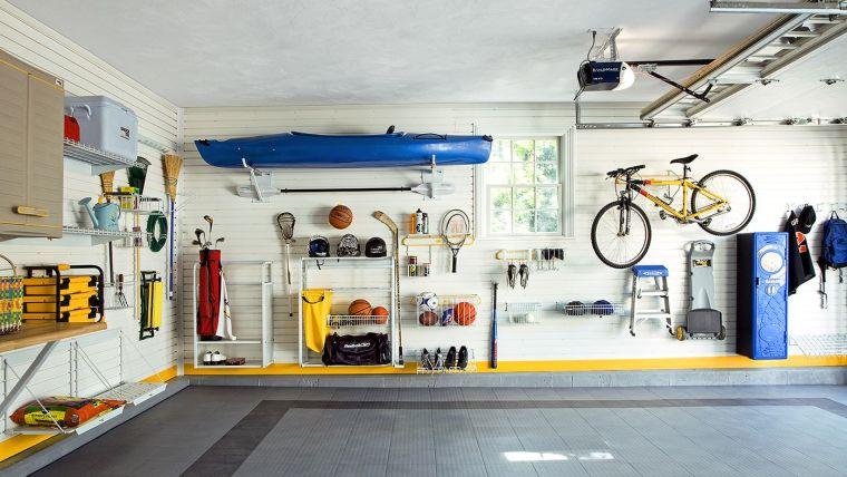 organizar garaje trucos opciones