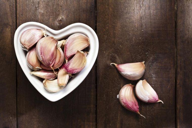 propiedades del ajo corazon