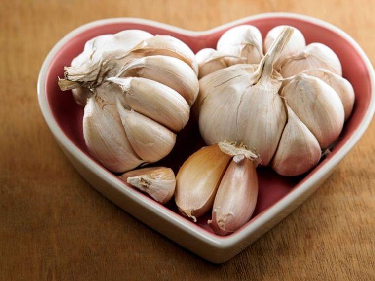 propiedades del ajo para el corazon