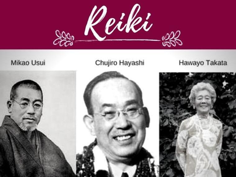 reiki maestros