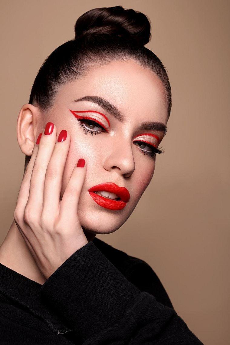 Maquillaje nochevieja 2020 – 100 + Ideas para elegir