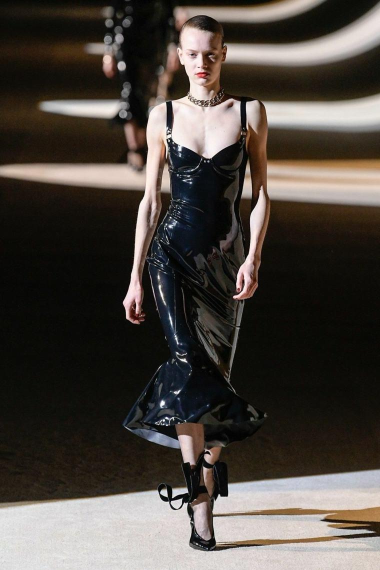 saint-laurent-vestido-negro-largo