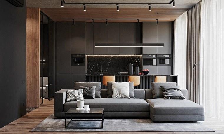 salon-ideas-cocina-espacio-abierto