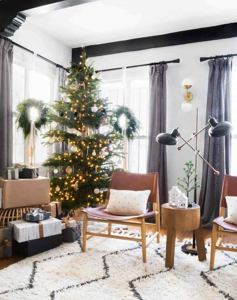 salon-moderno-arbol-navideno