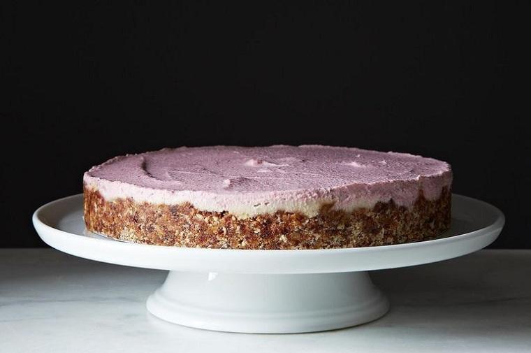 Cheesecake original-recetas-fresa