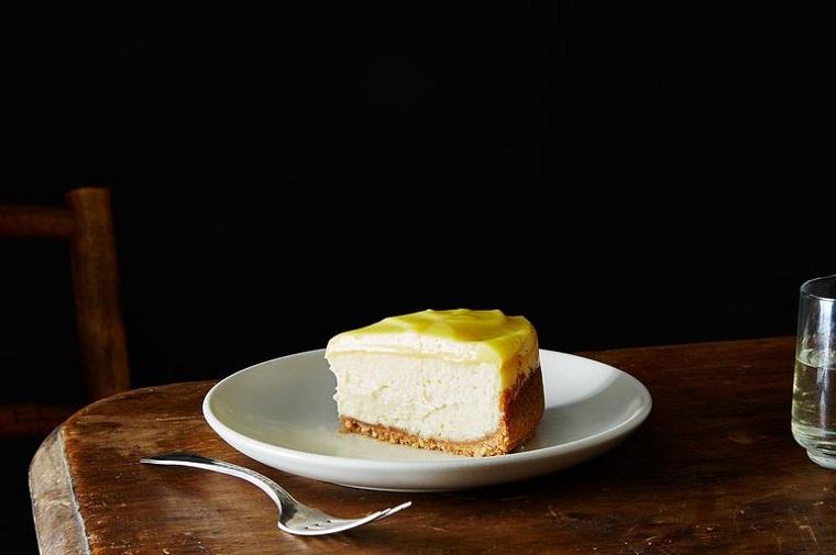 Cheesecake original-recetas-limon-opciones