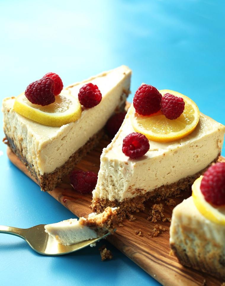 Cheesecake original-recetas-vegana-ideas
