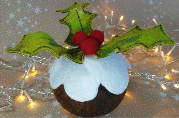 adornos navideños originales bricolaje