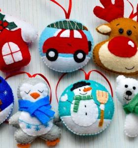 adornos navideños originales ideas