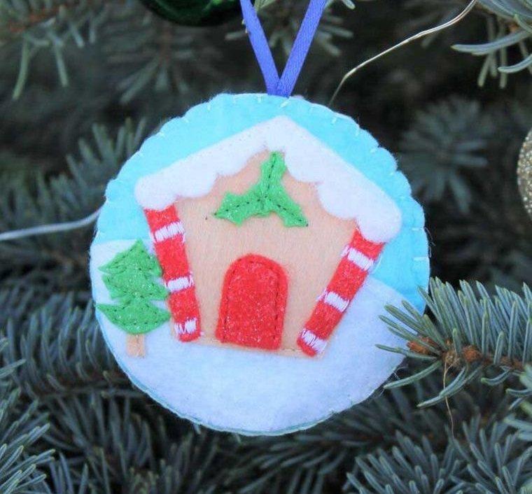 adornos navideños originales para arboles