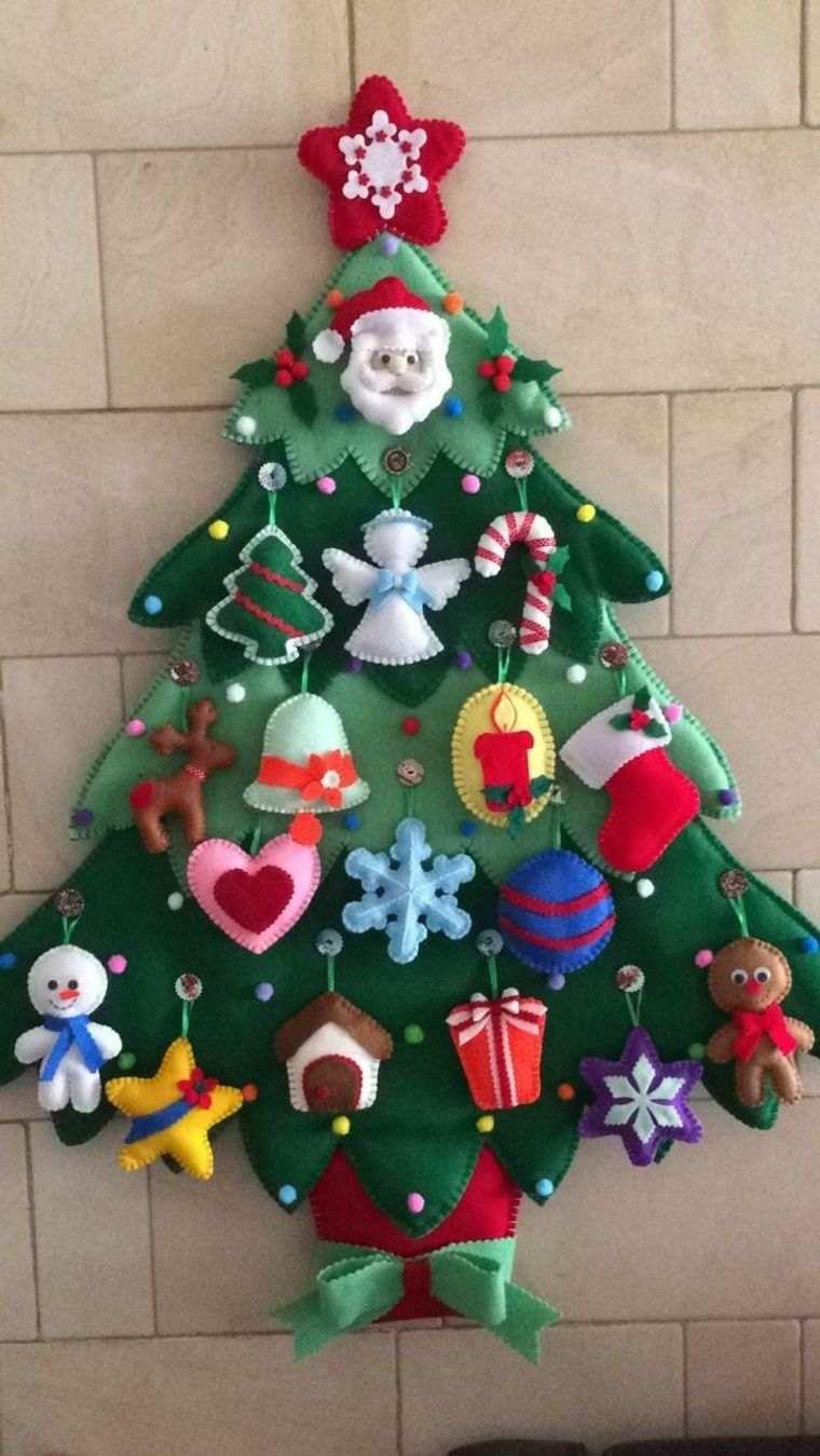 adornos navideños originales para decorar