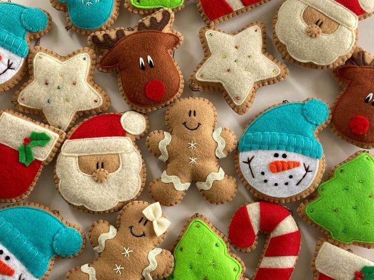 adornos navideños originales variedad