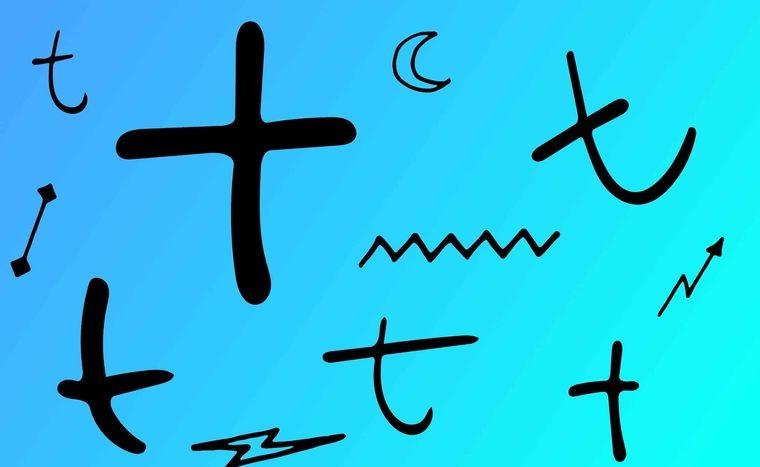 caligrafía a mano analisis