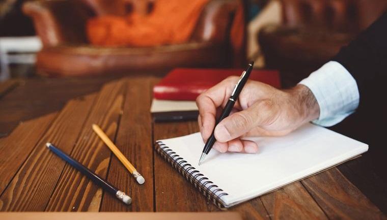 caligrafía para analizar la personalidad