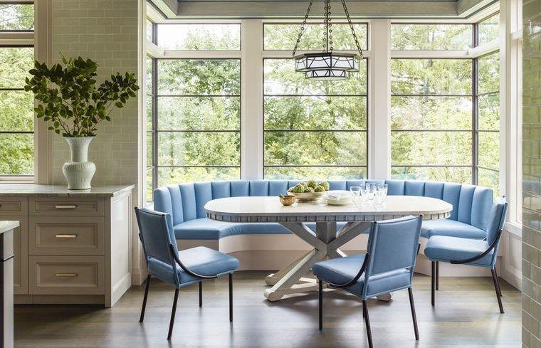 cocinas modernas espacio para compartir