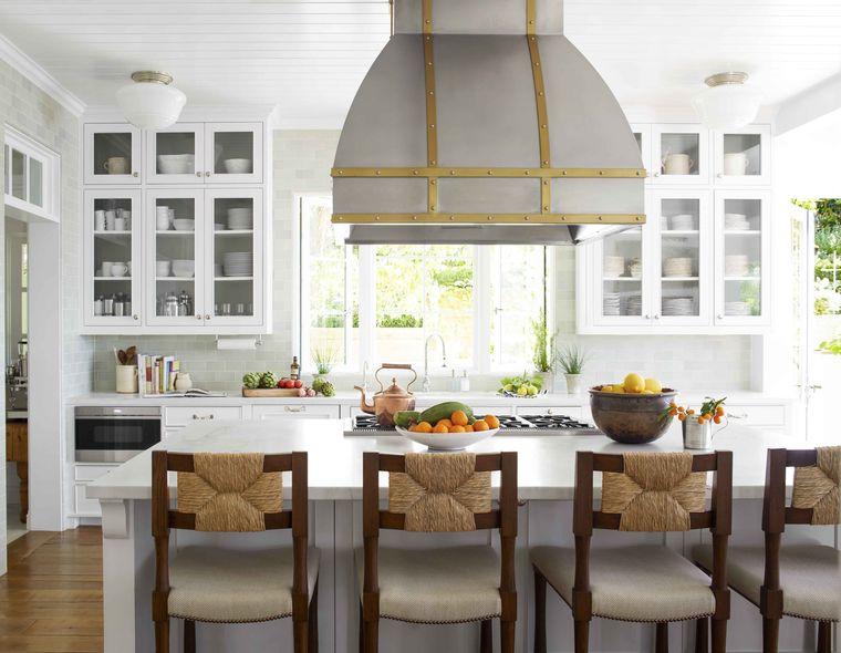 cocinas modernas sillas duraderas