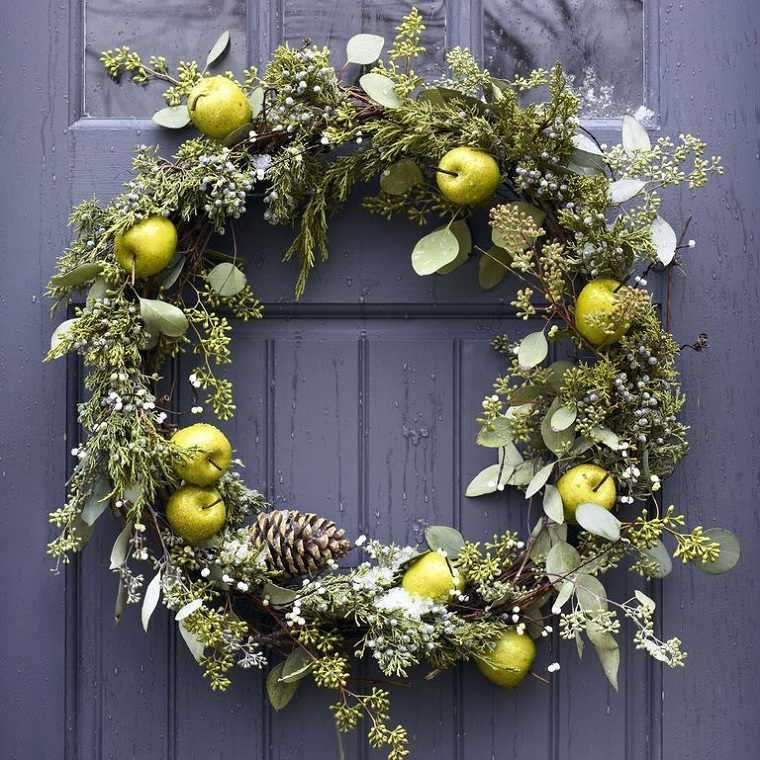 corona-verde-frutas-ideas