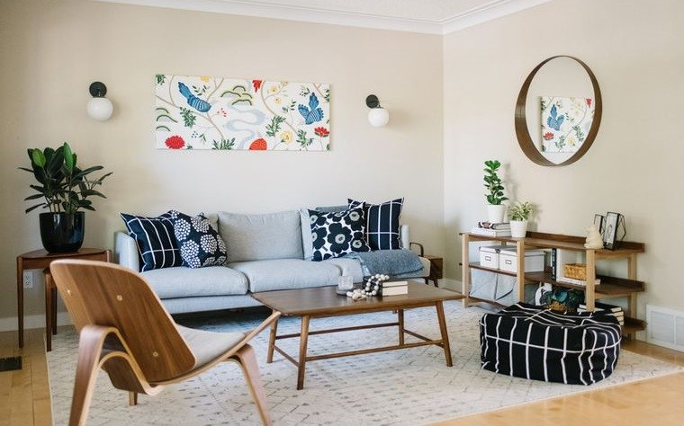 decoración de interiores armonioso