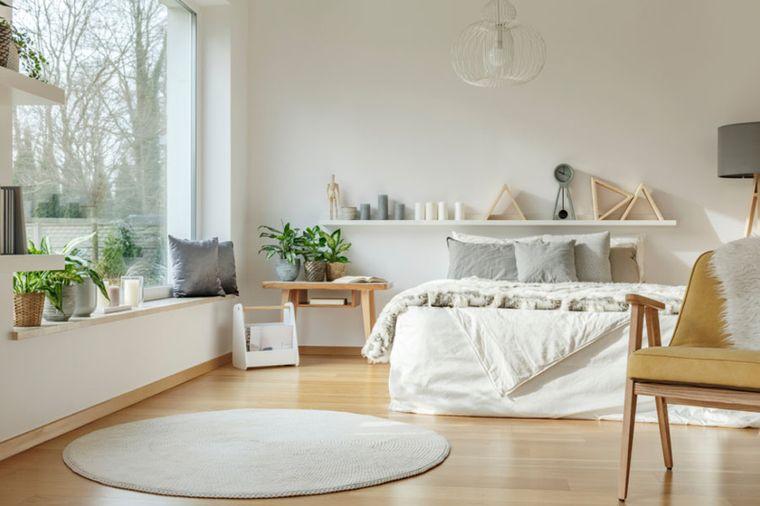 decoración de interiores dormitorio