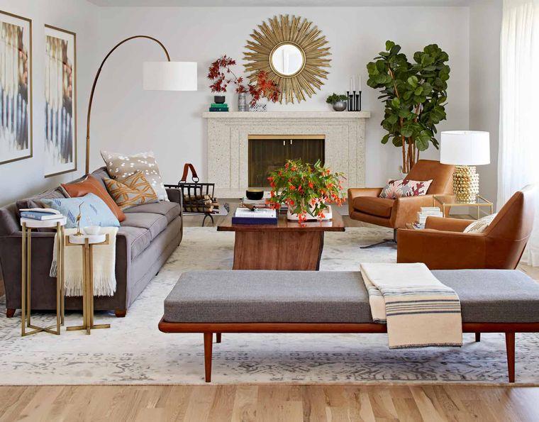 decoracioón de interiores sala de estar