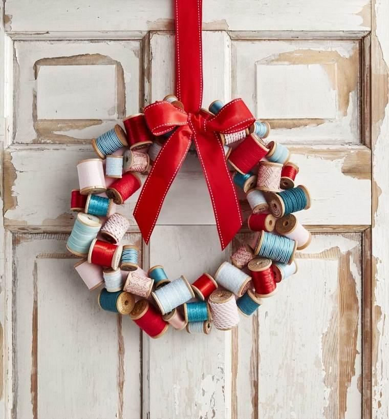 decoraciones-navidenas-para-puertas-opcione