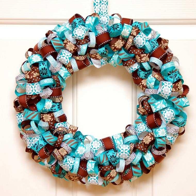 decoraciones-navidenas-para-puertas-papel