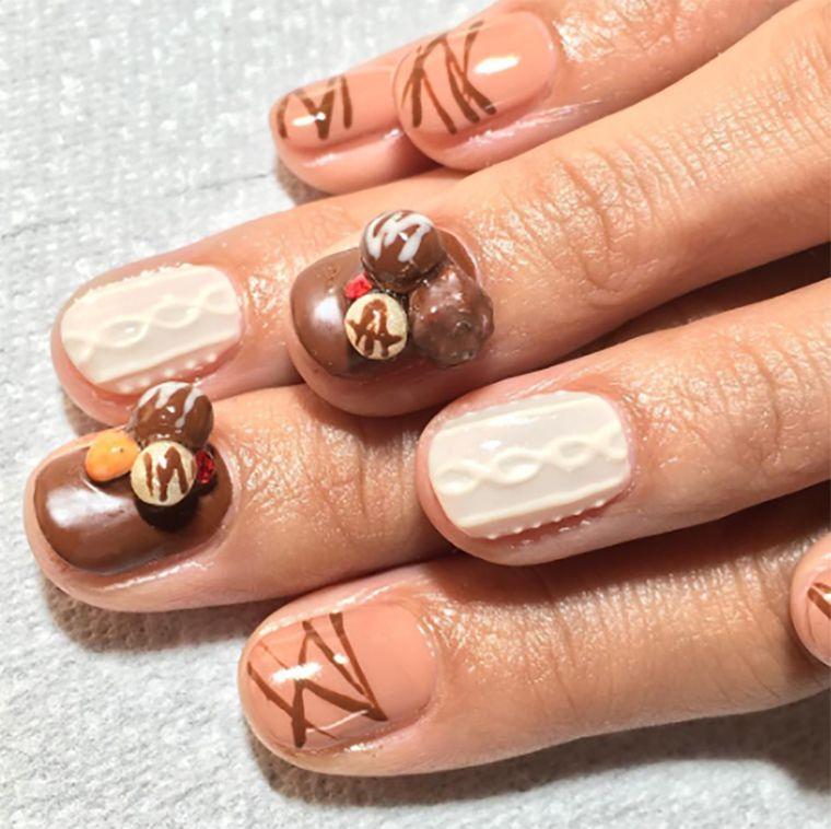 diseño de uñas 3D