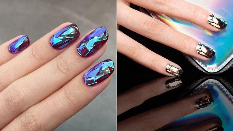 diseño de uñas destrozos 2021