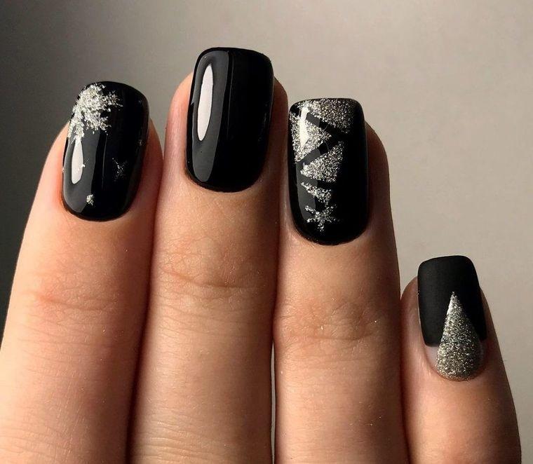 diseño de uñas elegante 2021