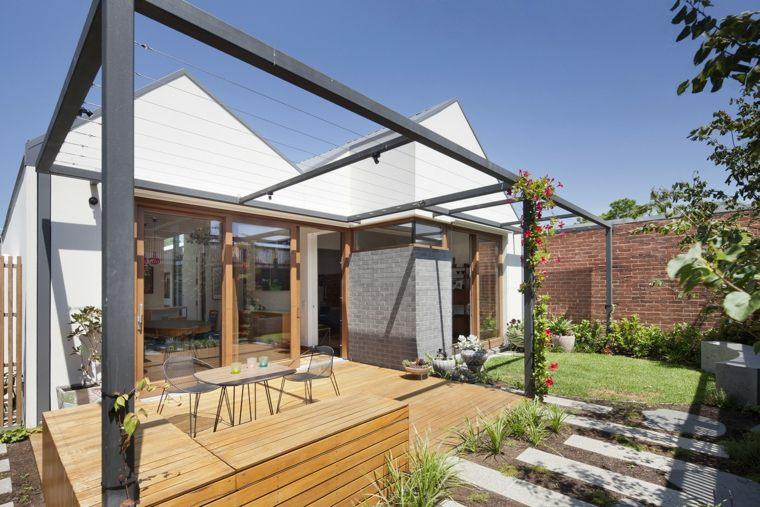 Diseño de jardines modernos 2021 Steffen-Welsch-Architects